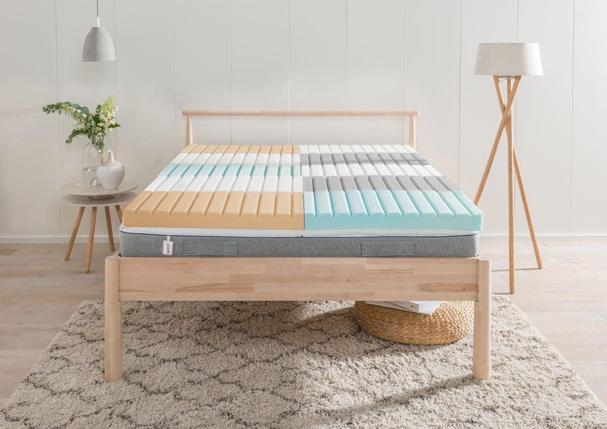 Tweak mattress open