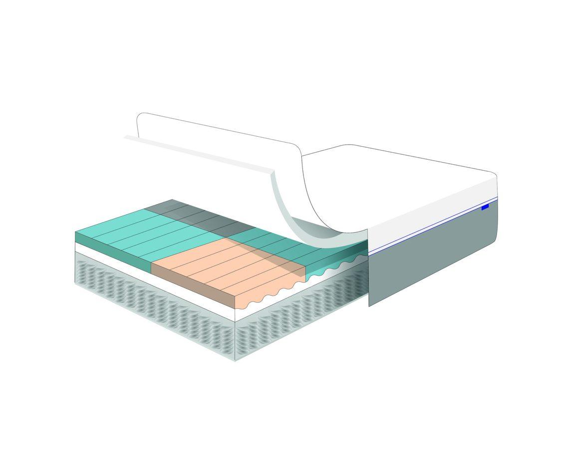 Tweak mattress graphic
