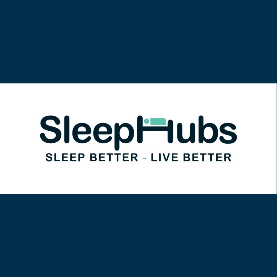 SleepHubs logo square