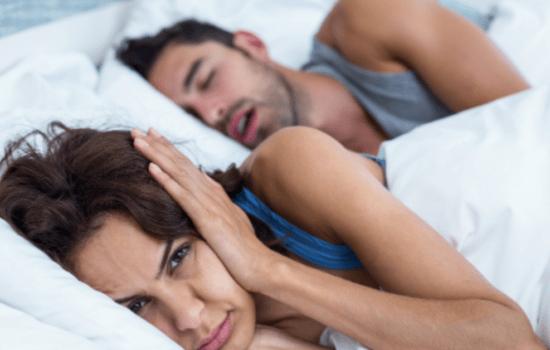 apnoea snoring